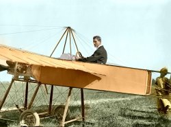 Aeronaut (Colorized): 1910