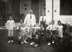 Java, Dutch East Indies: 1918