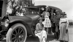Family Excursion 1919