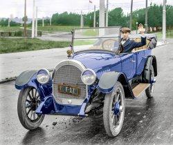 Mr. Right (Colorized): 1920