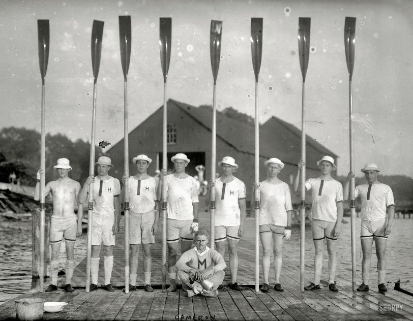 Harvard Varsity Eight: 1915
