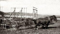 1930 - Hay Machine