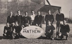 Pascagoula Panthers: 1935