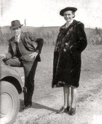 Bonnie & Clyde?