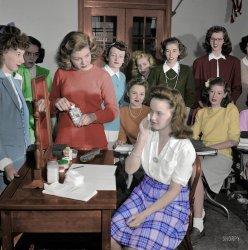 Asset Management (Colorized): 1943