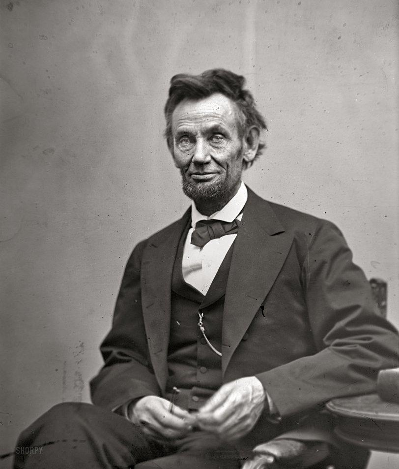 Abraham Lincoln: 1865