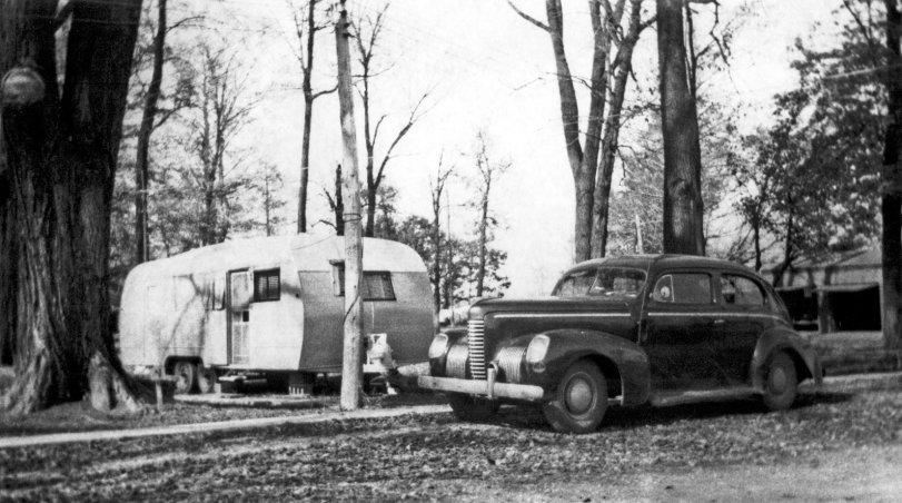 Trailer Park, Summer: 1947