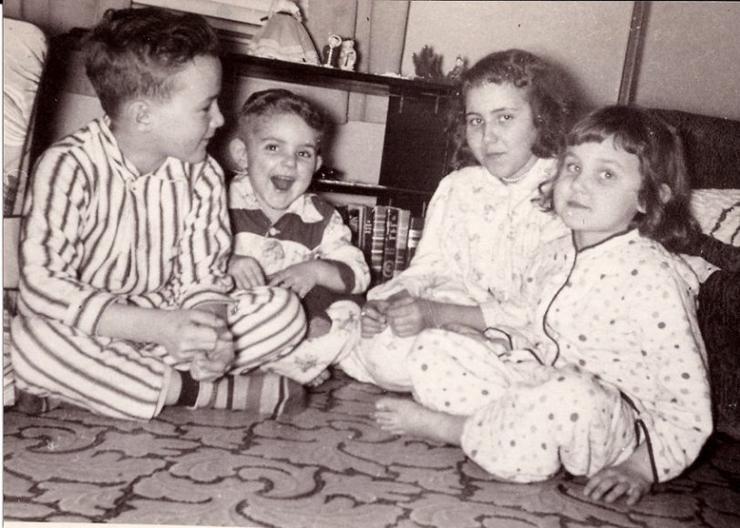Christmas Eve: 1950