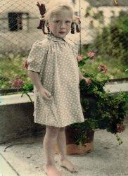 Aunt Katharina: 1950
