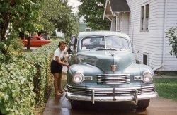 Nash Wash: 1955