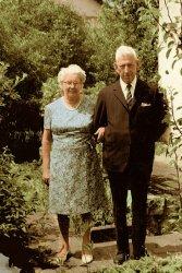 My Grandparents: 1957
