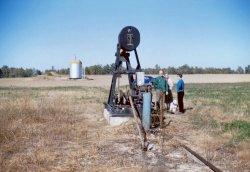 Illinois Oil Field: 1959