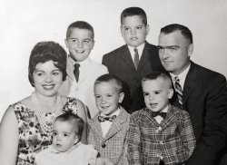 The Lee Family: 1962