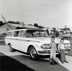 Indiana Rambler: 1962