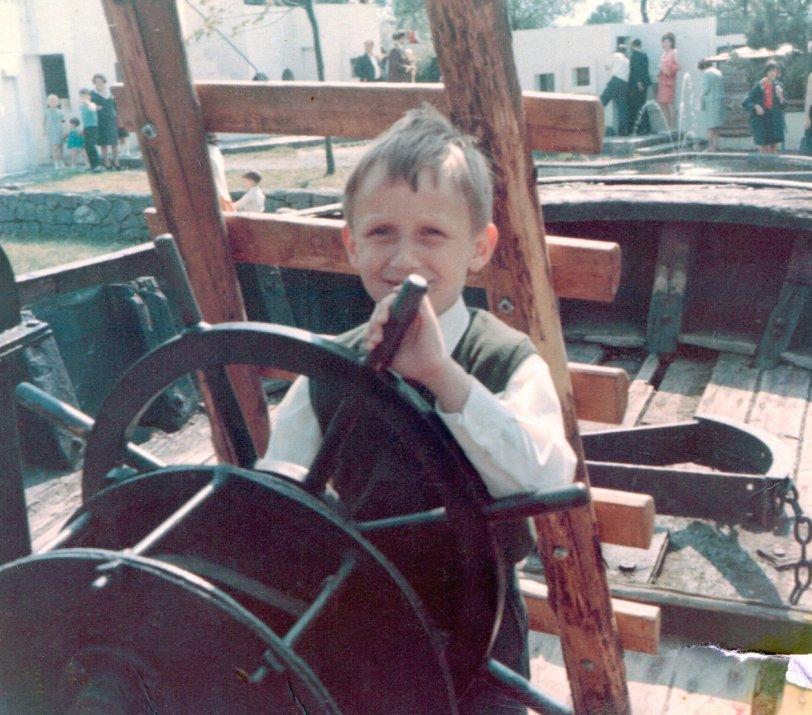 Zurich Fairground: 1965