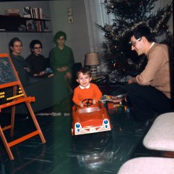 Christmas in Italy: 1967