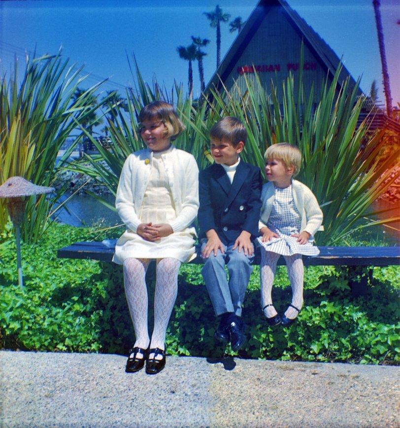 Hawaiian Punch Restaurant: 1967