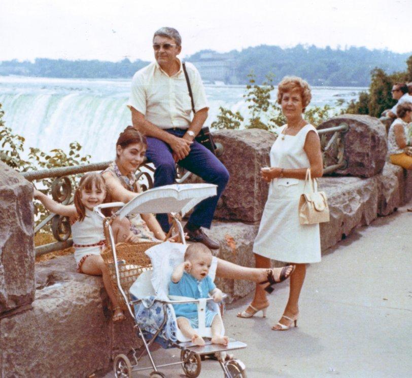 Niagara Falls: 1970