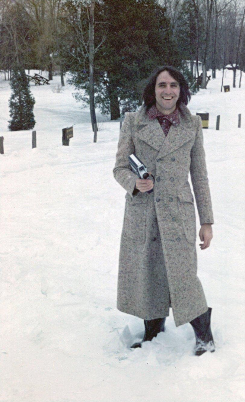 My Dad: 1971