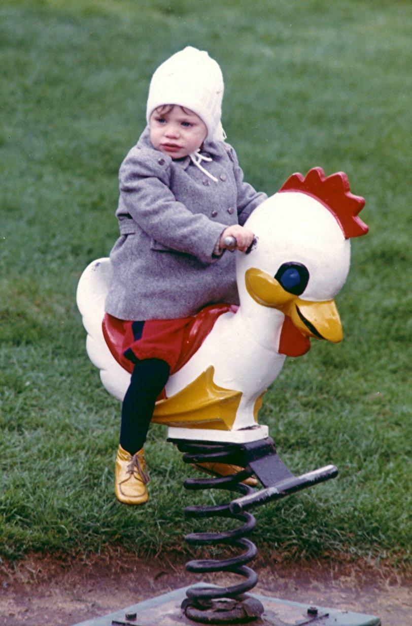 Spring Chicken: 1971