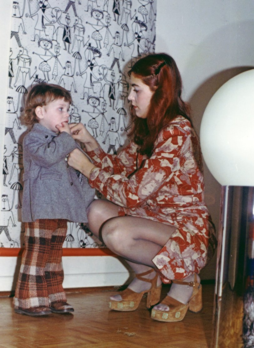 Mother and Me: 1972