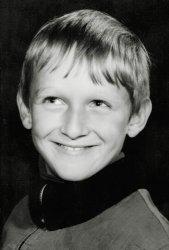 Me in 4th Grade: 1972