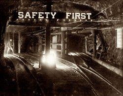 The Underground: 1915