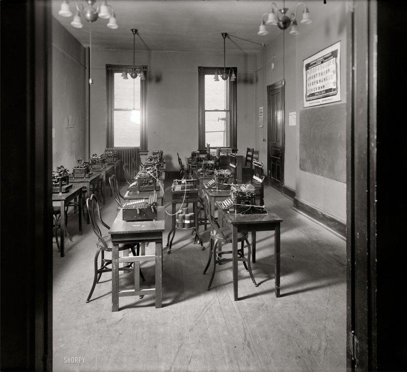 School for Secretaries: 1920