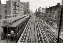 Ninth Avenue El: 1915