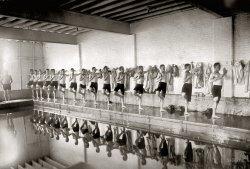 How to Swim: 1913