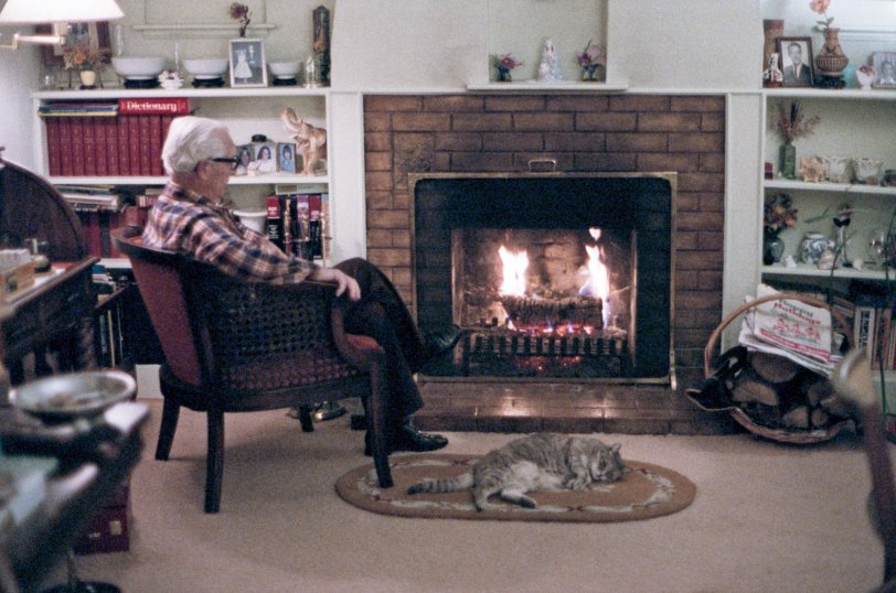 The Last Yule Log: 1984