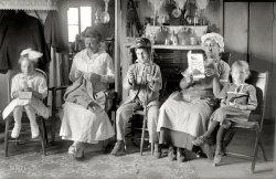 Family Getaway: 1915