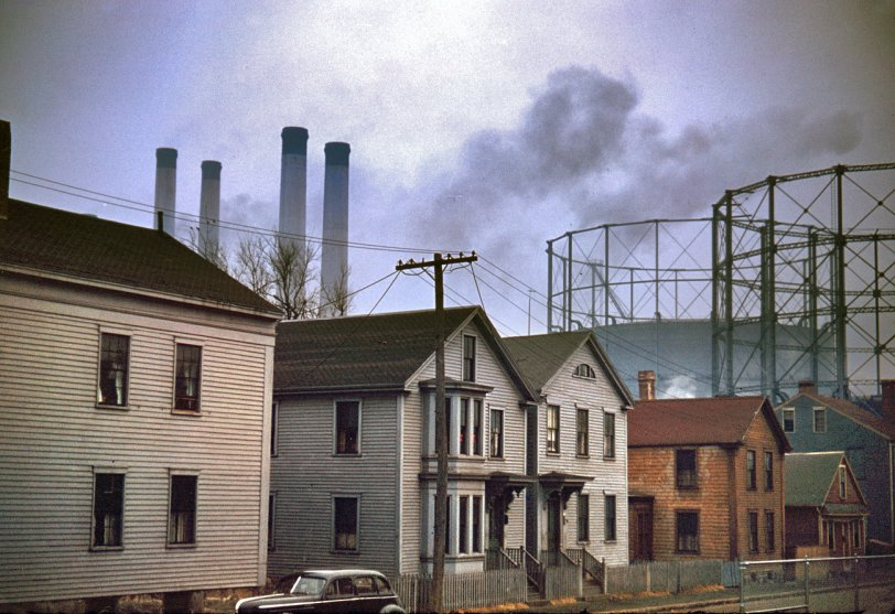 Factory Houses: 1941