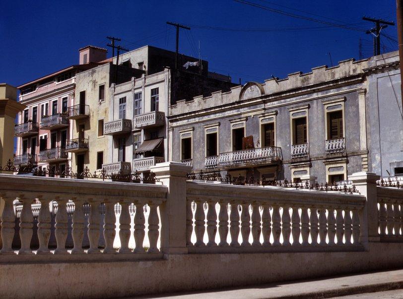 Old San Juan: 1941