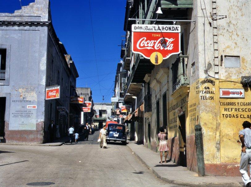 Calle de Coca-Cola: 1941