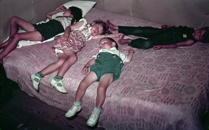 Party Pooped: c. 1939