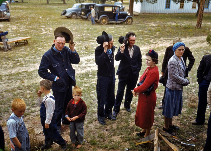 BBQ Blessing: 1940