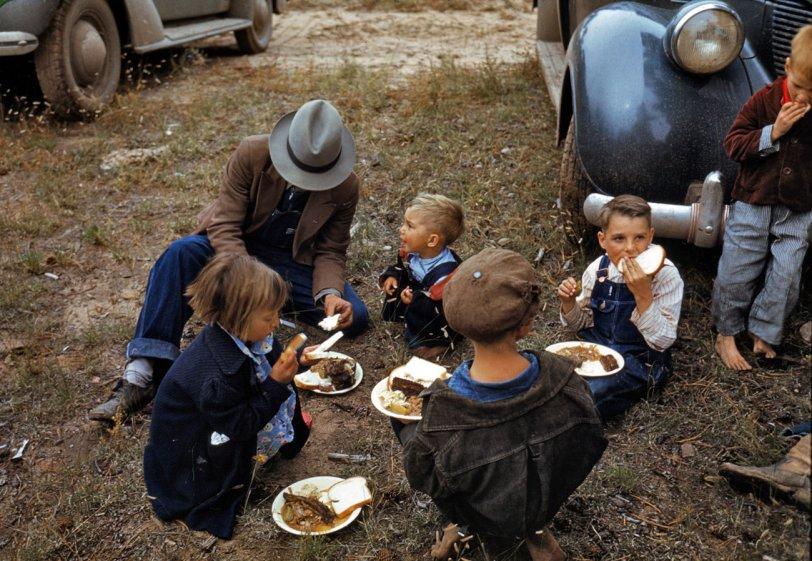 Pie Town BBQ: 1940