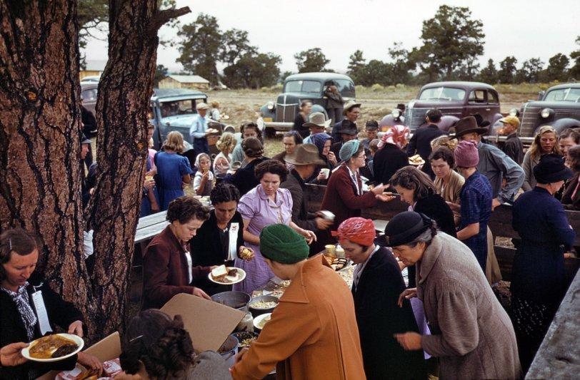 Pie Town Picnic: 1940