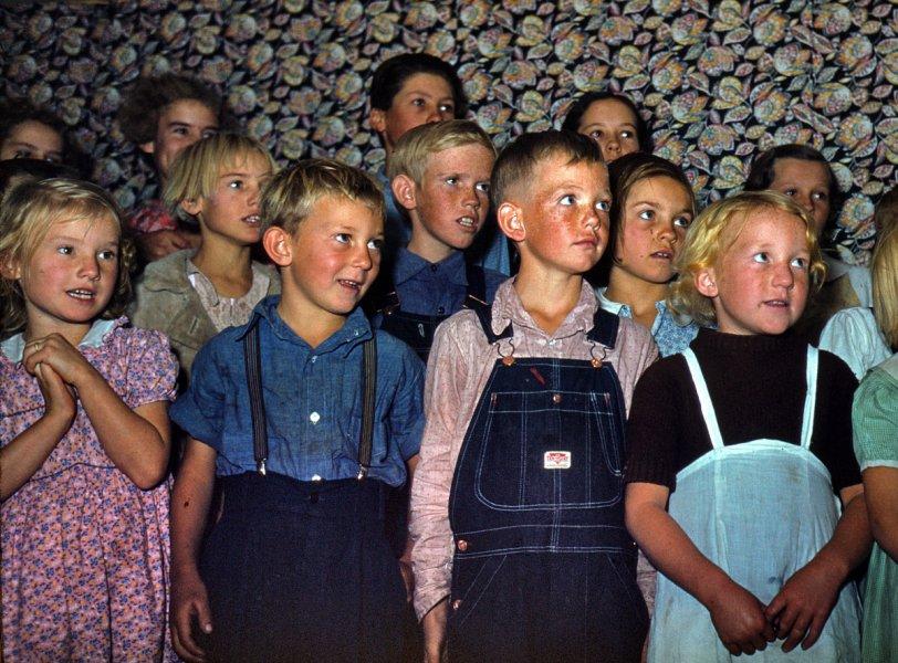 Pie Town Singers: 1940