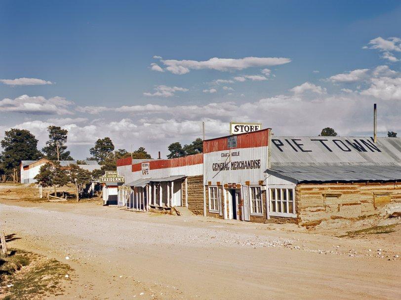 Pie Town: 1940