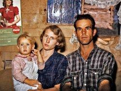 Pie Town Homesteaders: 1940