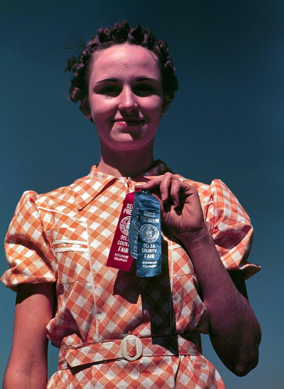 Fair Beauty: 1940