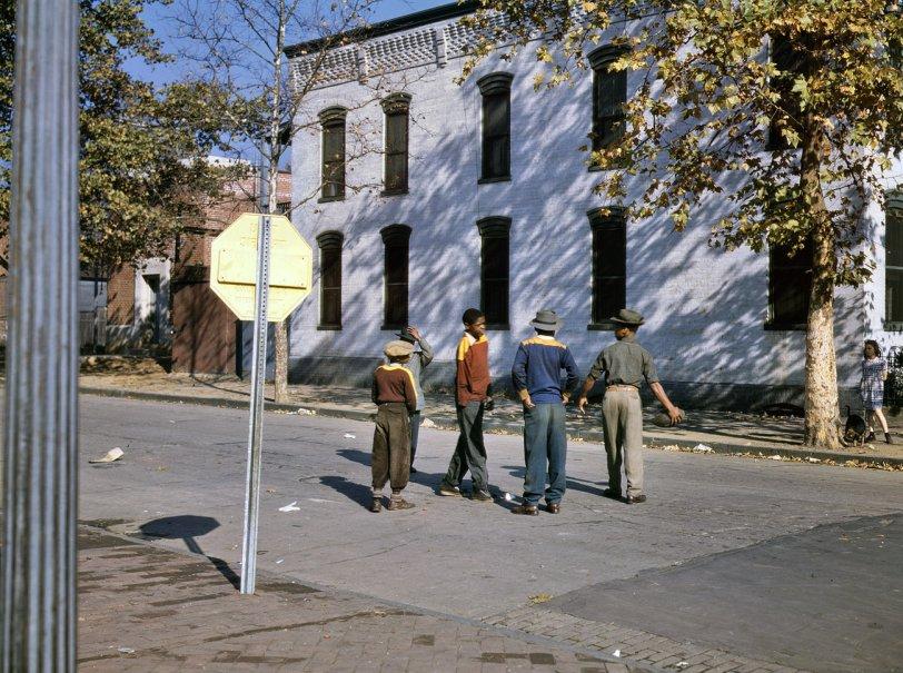 Union Street: 1942
