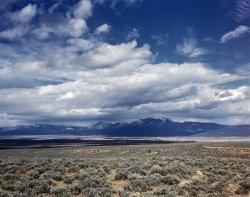 High Desert: 1943