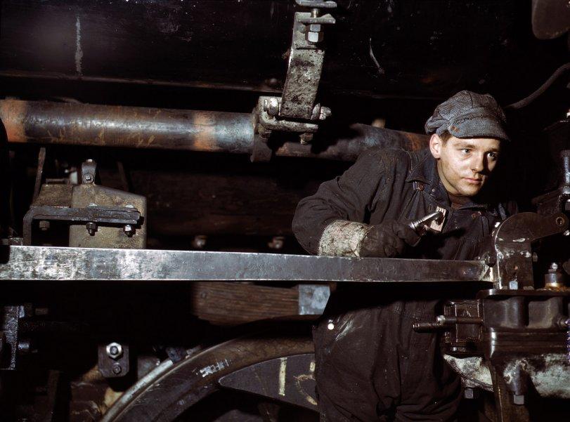 Making the Trains Run: 1942