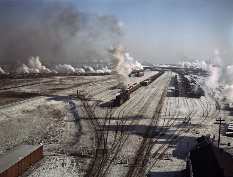 Industrial Winter: 1942