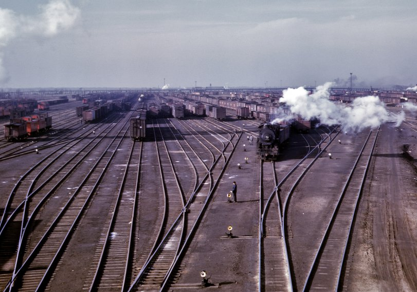 Proviso Yard: 1942