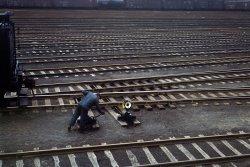 Proviso Yard Switchman: 1943