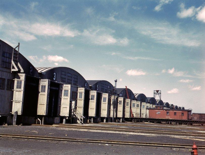 Proviso Freight House: 1943